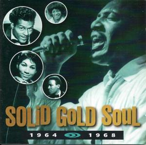 Solid Gold Soul - 1964-1968 - Cover