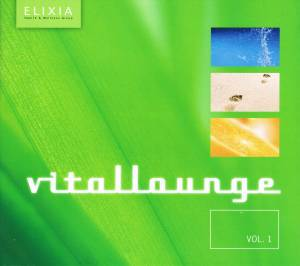 Cover - Slackwax: Vitallounge Vol. 1