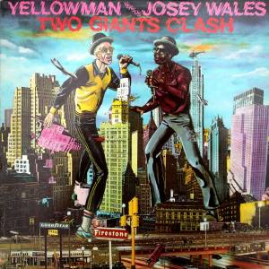 Cover - Yellowman: Two Giants Clash
