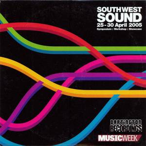 Cover - **** Lovers, The: South West Sound 2005