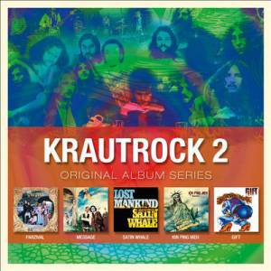 Cover - Message: Original Album Series - Krautrock 2