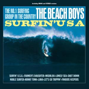 The Beach Boys: Surfin' U.S.A. (LP) - Bild 1