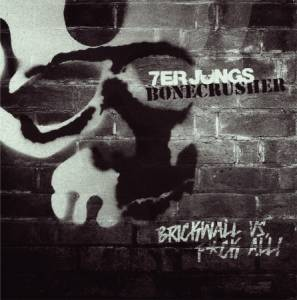 Cover - 7er Jungs: Brickwall Vs.F*ck All!