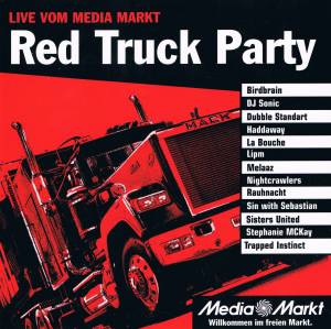 Cover - Stephanie McKay: Red Truck Party