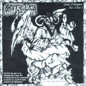 Cover - Acid Death: Brutallica - Gratis CD Samplers 6.0