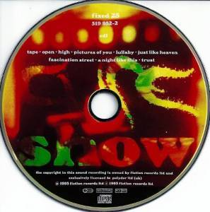 The Cure: Show (2-CD) - Bild 4