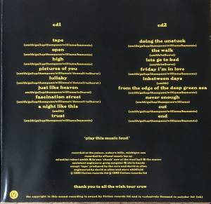 The Cure: Show (2-CD) - Bild 10