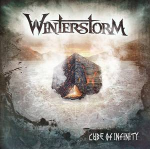 Cover - Winterstorm: Cube Of Infinity