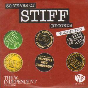 30 Years Of Stiff Records Volume Two - Cover