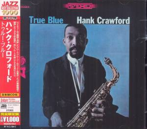 Cover - Hank Crawford: True Blue