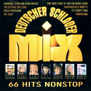 Cover - Solid Gold: Deutscher Schlager Mix