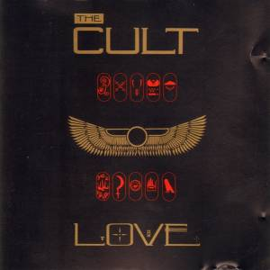 The Cult: Love (CD) - Bild 1