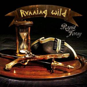 Running Wild: Rapid Foray (CD) - Bild 1
