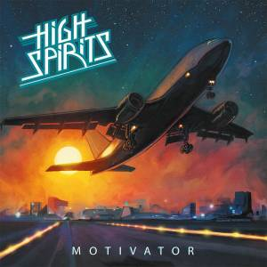 High Spirits: Motivator - Cover