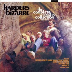 Cover - Harpers Bizarre: Complete Singles Collection (1965 - 1970), The