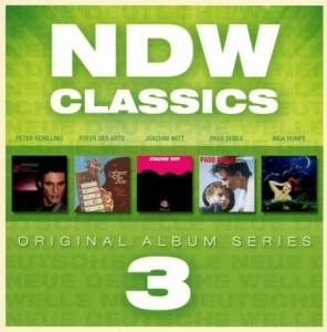 Cover - Paso Doble: NDW Classics 3 - Original Album Series