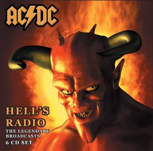 AC/DC: Hell's Radio - The Legendary Broadcasts - Cover