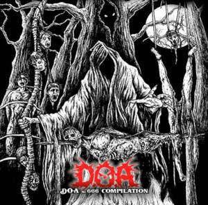 DOA No. 666 Compilation - Cover