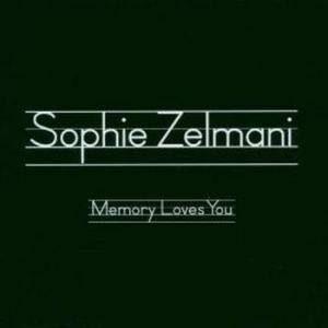 Cover - Sophie Zelmani: Memory Loves You
