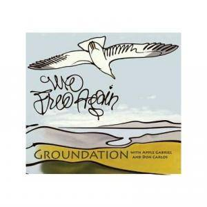 Groundation: We Free Again - Cover