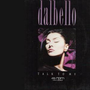 Cover - Dalbello: Talk To Me