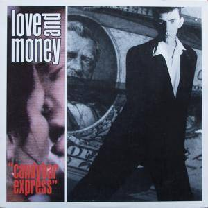 Cover - Love And Money: River Of People