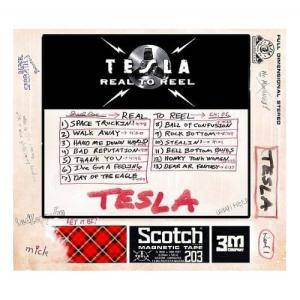 Tesla: Real To Reel - Cover