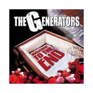 The Generators: Welcome To The End - Cover