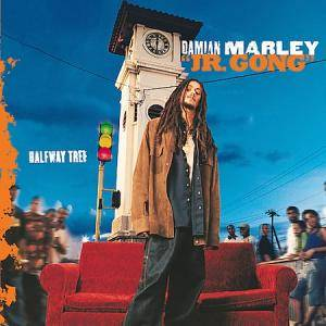 Cover - Damian Marley: Halfway Tree