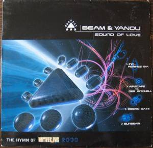 Cover - Beam & Yanou: Sound Of Love, The