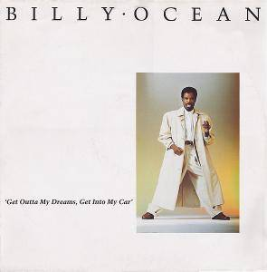 Billy Ocean: Get Outta My Dreams, Get Into My Car - Cover