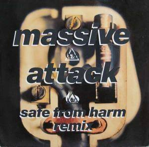 Massive Attack: Safe From Harm - Cover