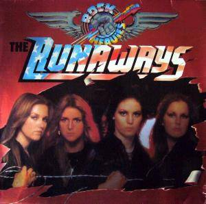 The Runaways: Rock Heavies - Cover