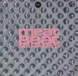 Cover - Meat Beat Manifesto: 99%