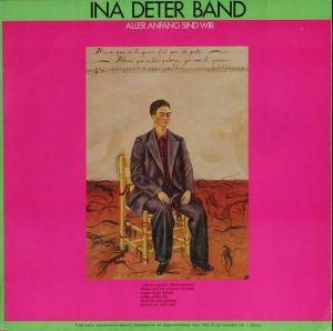 Ina Deter Band: Aller Anfang Sind Wir - Cover