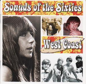 Sounds Of The Sixties - West Coast - Cover