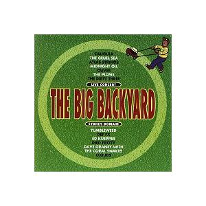 Big Backyard - Live In Concert, The - Cover