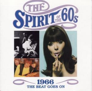 Spirit Of The 60s - 1966 The Beat Goes On, The - Cover