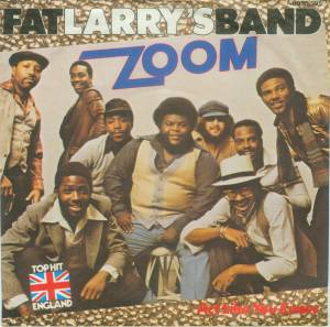 Cover - Fat Larry's Band: Zoom