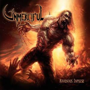 Unmerciful: Ravenous Impulse - Cover