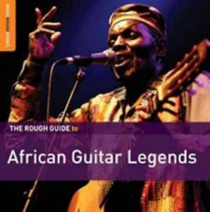 Cover - Kante Manfila: Rough Guide To African Guitar Legends, The