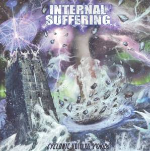 Internal Suffering: Cyclonic Void Of Power - Cover