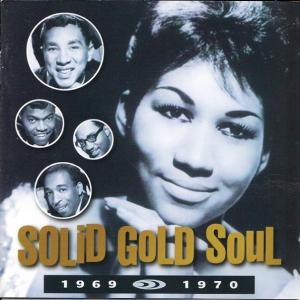 Solid Gold Soul - 1969-1970 - Cover