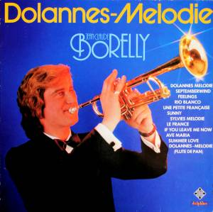 Cover - Jean-Claude Borelly: Dolannes-Melodie