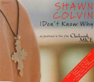 Shawn Colvin: I Dont Know Why - Cover
