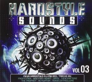 Cover - Kronos: Hardstyle Sounds Vol. 03