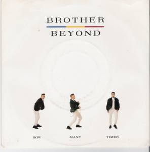 Cover - Brother Beyond: How Many Times
