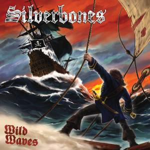Silverbones: Wild Waves - Cover