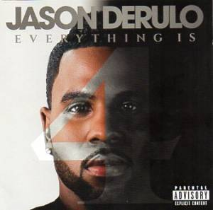 Cover - Jason Derulo: Everything Is 4