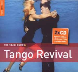 Cover - La Camorra: Rough Guide To Tango Revival, The